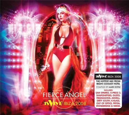 Fierce Angel: Es Vive Ibiza (2008) 3xCD