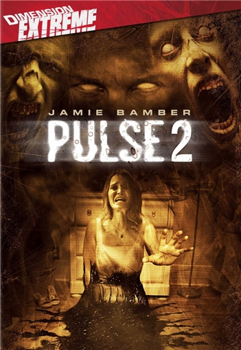 Пульс / Pulse (2006) DVDRip + Пульс 2 / Pulse 2: Afterlife (2008) DVDRip