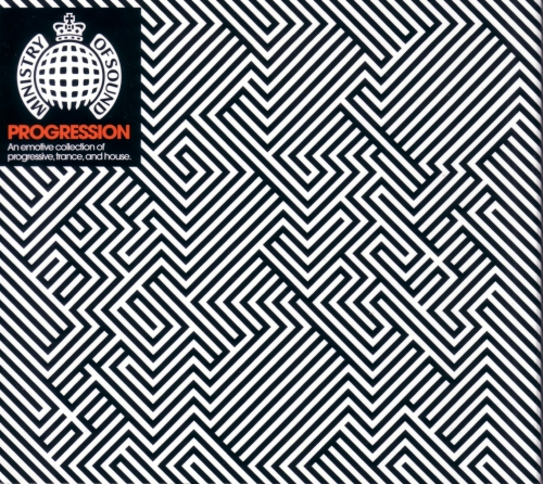VA - Ministry Of Sound: Progression (2008) 2xCD