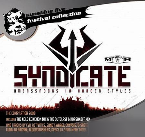 VA - Syndicate The Compilation (2008) 3xCD