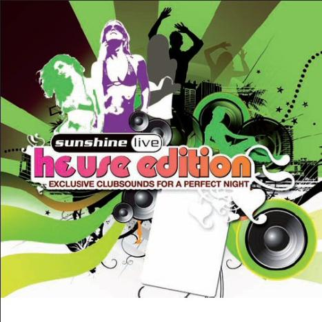 VA - Sunshine Live: House Edition Vol. 7 (2008) 2xCD