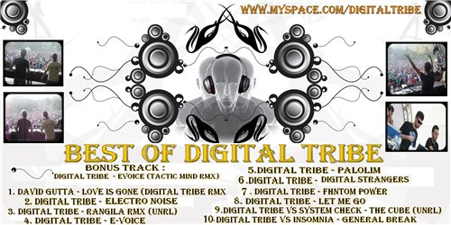 Digital Tribe - The Best of Digital Tribe (2008)