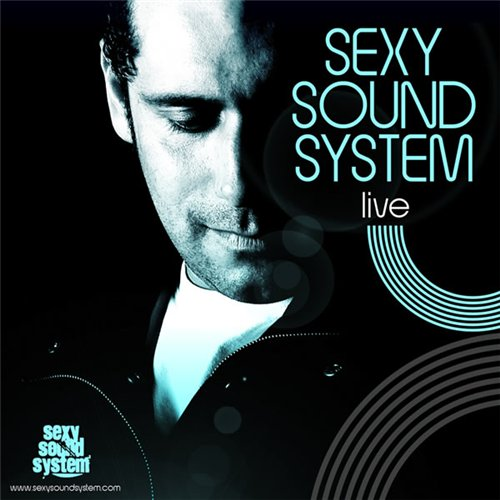 Sexy Sound System - Live (2008) 2xCD