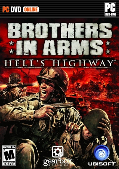 Brothers in Arms: Hell's Highway (2008/ENG)