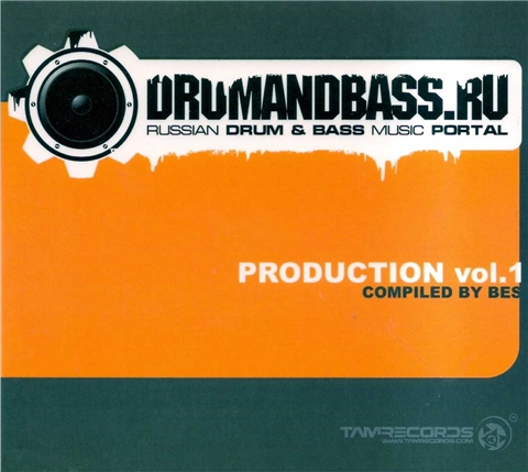 Drumandbass.Ru Production Vol.1 (2008) Compiled by Bes