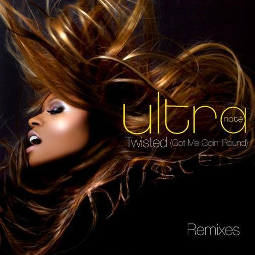 Ultra Nate - Twisted: Remixes Promo (2008)