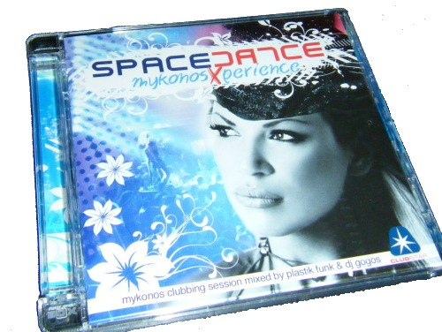 VA - Space Dance: Mykonos Xperience (2008) 2xCD