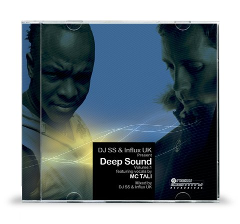 DJ SS and Influx UK pres. Deep Sound vol. 1