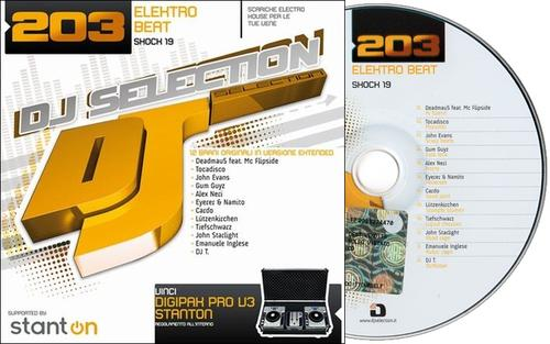 DJ Selection Vol. 203 (2008)
