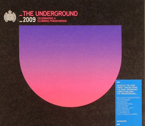 Ministry Of Sound: The Underground 2009