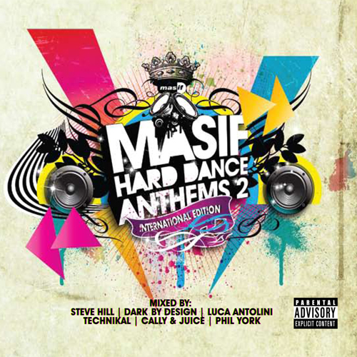 VA - Masif Hard Dance Anthems 2 (2008) 3xCD