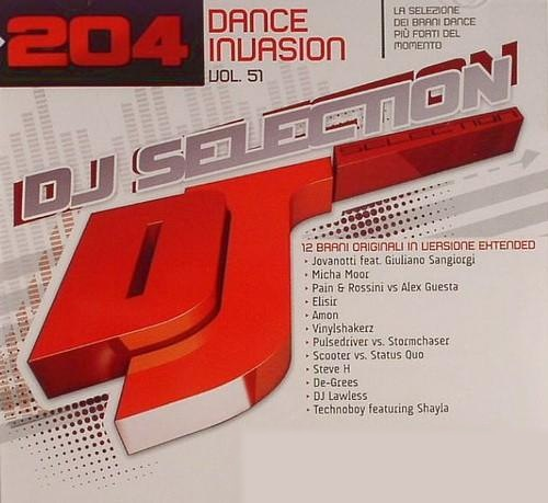 DJ Selection Vol. 204, Vol. 205 and Vol. 206 (2008) 3xCD