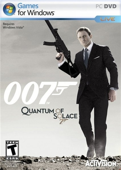 Quantum of Solace: The Game (2008)