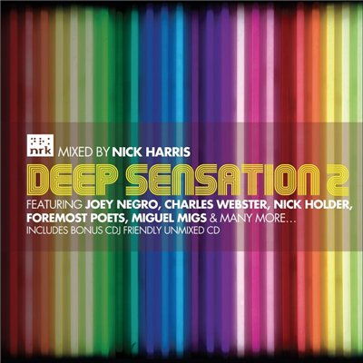 VA - Deep Sensations 2: Mixed By Nick Harris  (2008) 2xCD