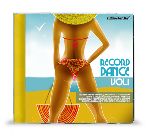 Record Dance Vol.1 (2008)