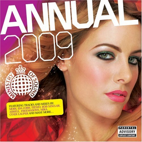 Ministry Of Sound: The Annual 2009 3CD (2008)
