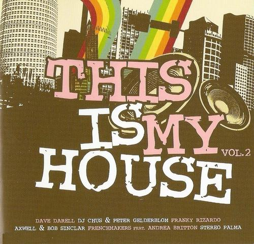 VA - This Is My House Vol.2 (2008) 2xCD