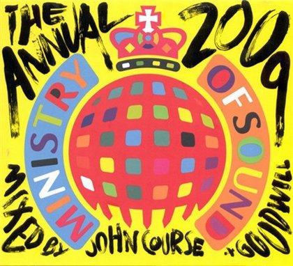Ministry of Sound the Annual 2009 (AU Edition) (2008) 2xCD