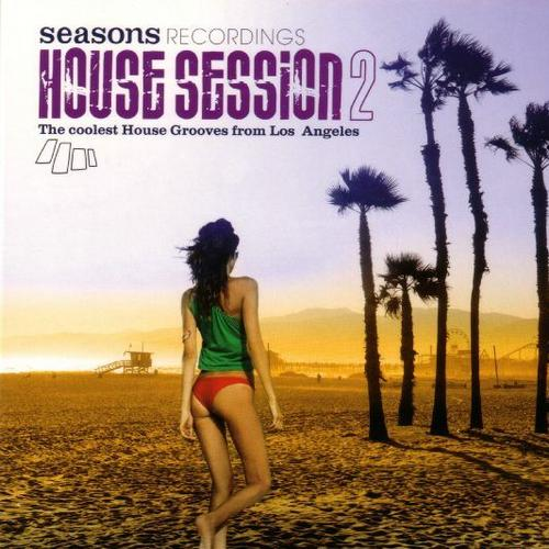 Seasons Recordings: House Session 2 (2008) 2xCD