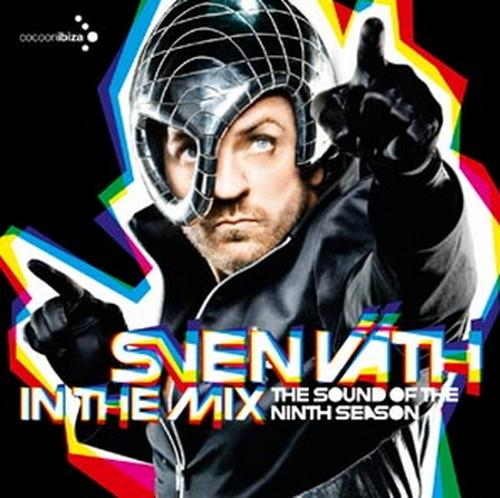 The Sound of the Ninth Season: Mixed by Sven Vaeth (2008) 2xCD