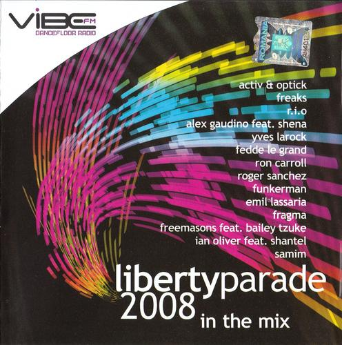 Liberty Parade 2008: In The Mix (2008)