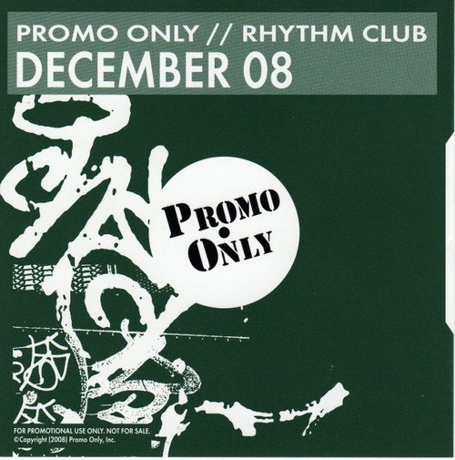 VA - Promo Only Rhythm Club December (2008)