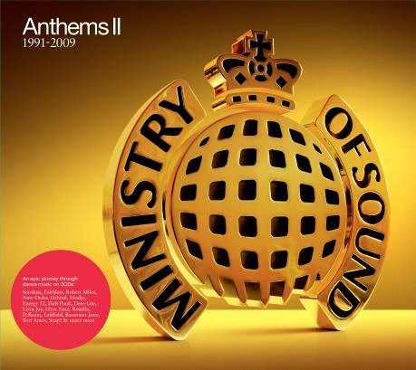 Ministry Of Sound: Anthems II 1991-2009 - 3CD (2008)