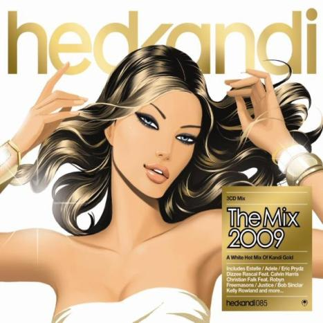 Hed Kandi: The Mix 2009  (2008) 3xCD