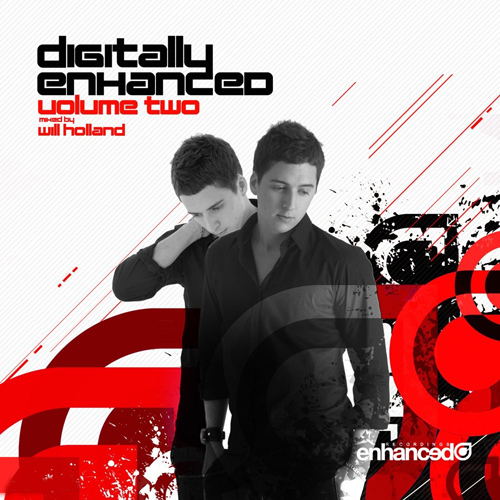Digitally Enhanced Vol. 2 (Mixed by Will Holland) (2008) 2xCD