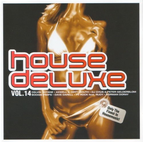 House Deluxe Vol. 14 (2008) 2xCD