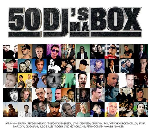 VA - 50 Dj's In A Box Part 2 (2008) 3xCD