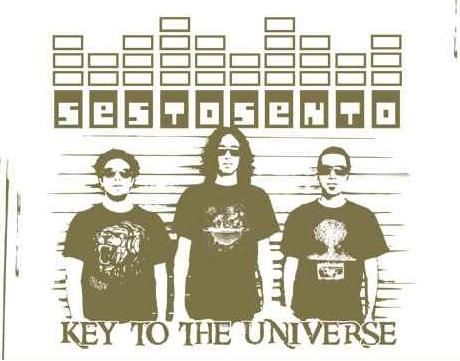 Sesto Sento - Key to The Universe (Promo) (2008)