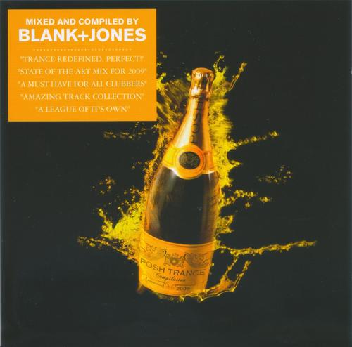 Posh Trance: Mixed and Compiled by Blank and Jones (2008)