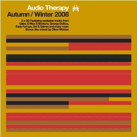 Audio Therapy: Autumn / Winter 2008 (2008) 2xCD