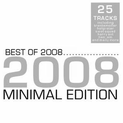 Best Of 2008: Dance Edition и Minimal Edition (2008) 2xCD