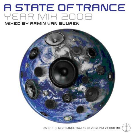 Armin Van Buuren - A State Of Trance Year Mix (2008) 2xCD