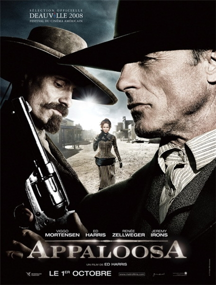 Аппалуза / Appaloosa (2008) DVDScr