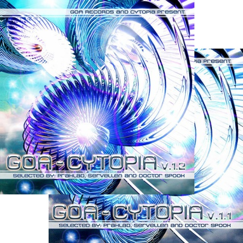 Goa-Cytopia Volume 1.1 � 1.2 (2008)