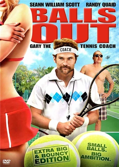 Гари, тренер по теннису / Balls Out: The Gary Houseman Story (2009) DVDScr