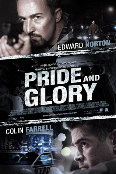 Гордость и слава / Pride and Glory (2008) DVDScr