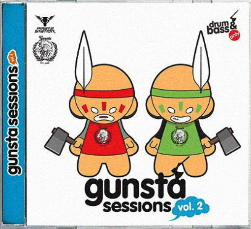 Gunsta Sessions Vol. 2 (2008)