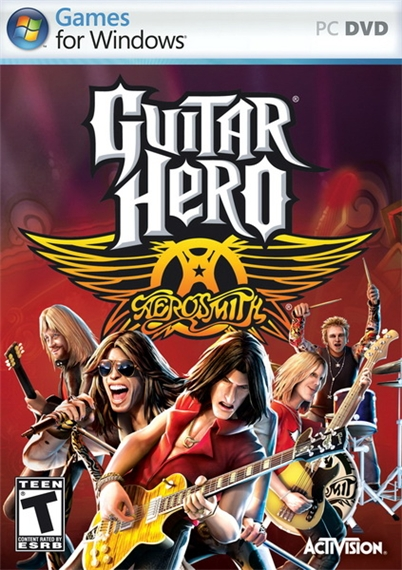 Guitar Hero: Aerosmith (2008)