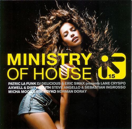 Ministry Of House Vol.15 (2009) 2xCD