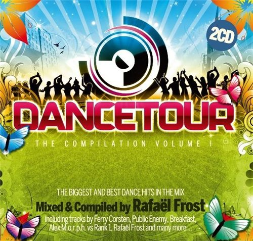 VA - Dancetour Vol. 1 (Mixed By Rafael Frost) (2009) 2xCD