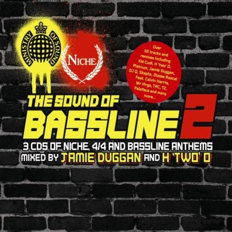 MOS Presents: The Sound Of Bassline 2 3CD (2009)