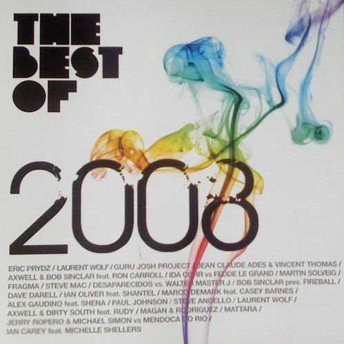 The Best of 2008 (2009) 2xCD