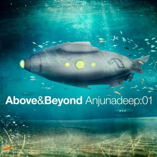 Anjunadeep 01 Mixed By Above & Beyond (2009) 2xCD