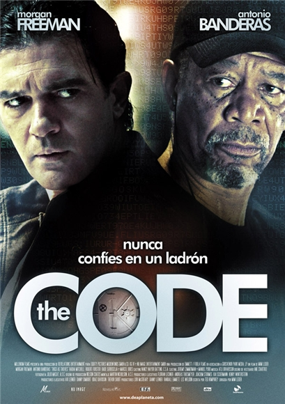 Код / Thick as Thieves (The Code) (2009) DVDRip