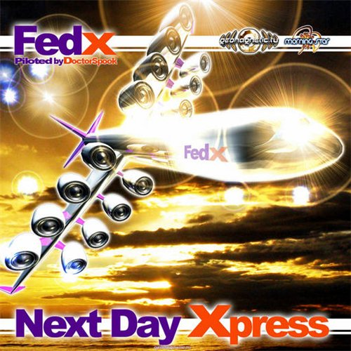 VА - Fedx - Next Day Xpress - Piloted by Doctor Spook (2009)