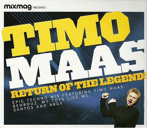 Mixmag Presents: Timo Maas Return Of The Legend MAG (2009)
